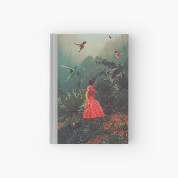 20 Seconds before the Rain Hardcover Journal
