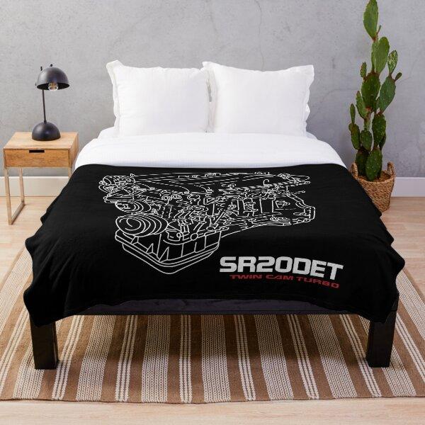 SR20DET Throw Blanket
