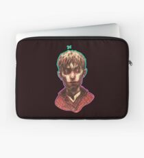 Red E Laptop Sleeve