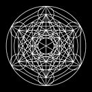 Metatron's Cube Expanded 001 by Rupert Russell