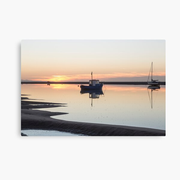 Meols Reflection Canvas Print