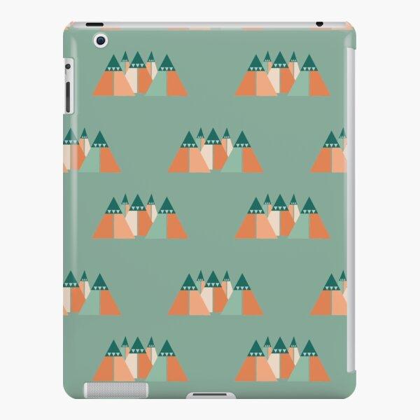 bunte Bergwelt iPad – Leichte Hülle
