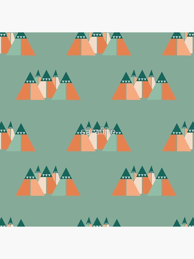 bunte Bergwelt von saraline
