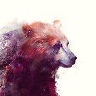 Bear // Calm von Amy Hamilton