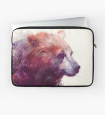 Bear // Calm Laptop Sleeve