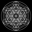 Metatron's Cube Expanded 002 by Rupert Russell