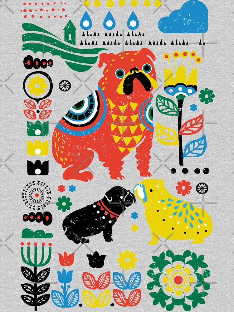 Scandinavian English Bulldog by Huebucket