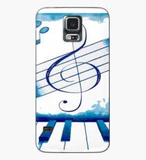 Música total Case/Skin for Samsung Galaxy