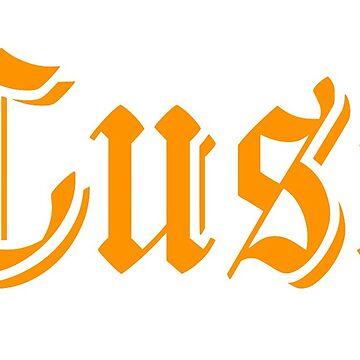 CUSE (impresión gótica) de Emmycap