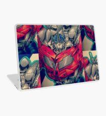 TFP Beast Hunters Optimus Prime Laptop Skin