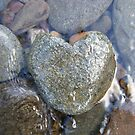 Heart Stone, the River Almond. by YvonneHair