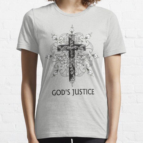 T-Shirt God's justice Essential T-Shirt
