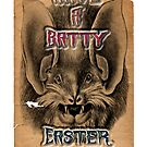 Have A Batty Easter by GothCardz