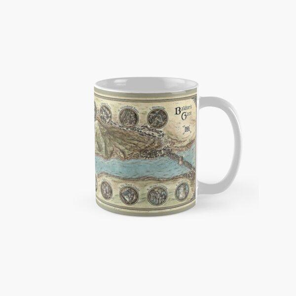 Baldur's Gate Classic Mug