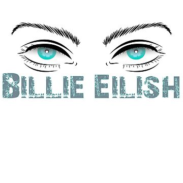 Billie Eilish by JbandFKllc