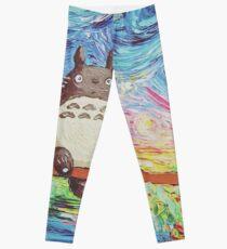Totoro 3 Leggings