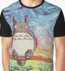 Totoro 3 Graphic T-Shirt