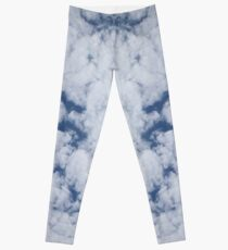 Altocumulus Abstract 1 Leggings