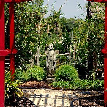 Meditation Garden by susanne49