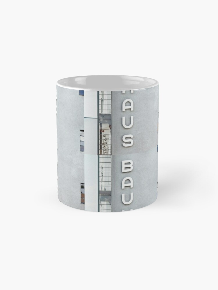 Alternate view of Bauhaus Mug