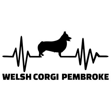Heartbeat Welsh Corgi Pembroke by Designzz