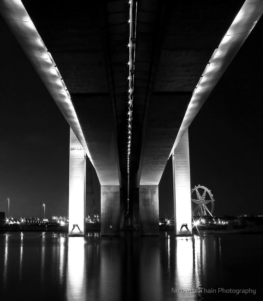From underneath by Nicoletté Thain Photography