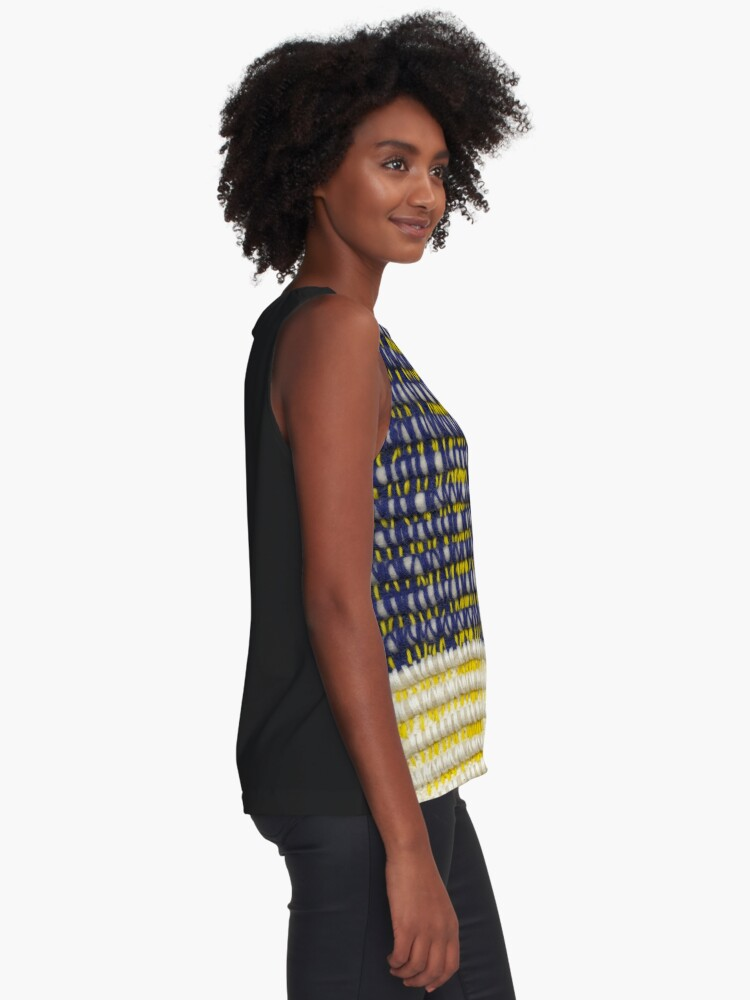 Alternate view of Yarns - Test patch Sleeveless Top