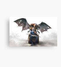 Geralt Witcher 3 Kunst Leinwanddruck