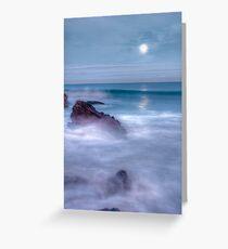 Bennion Beach Dawn Greeting Card