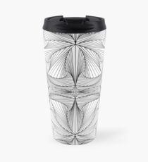 Pattern by Gary Crossey  Travel Mug