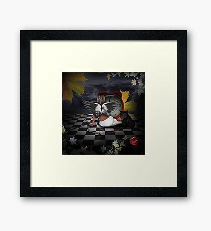 ETERNAL LOVE Framed Print