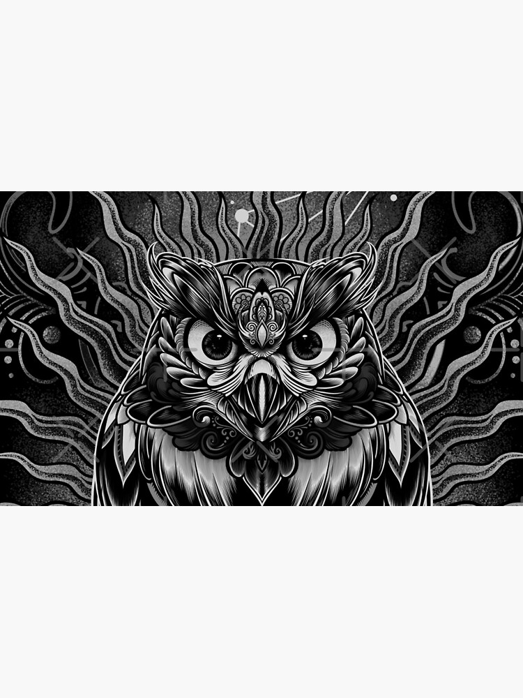Owl - The Watcher V2 by angoes25