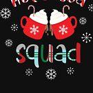 Hot Cocoa Squad von kjanedesigns