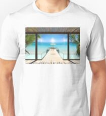 Sun Halo in the Seychelles T-Shirt