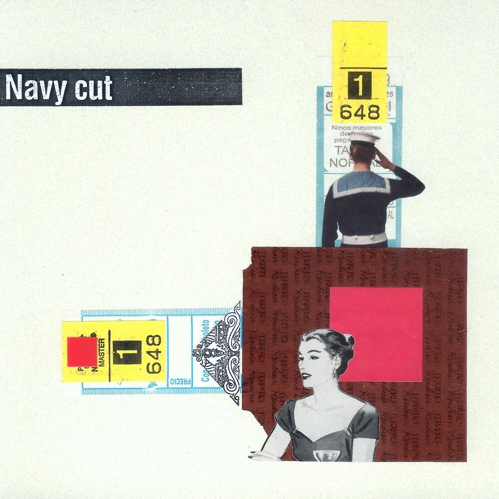 Navy Cut by Luis Enrique Cuéllar Peredo