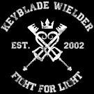 Keyblade Wielder - Weiß von KarmaDash
