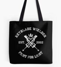Keyblade Wielder - Weiß Tote Bag