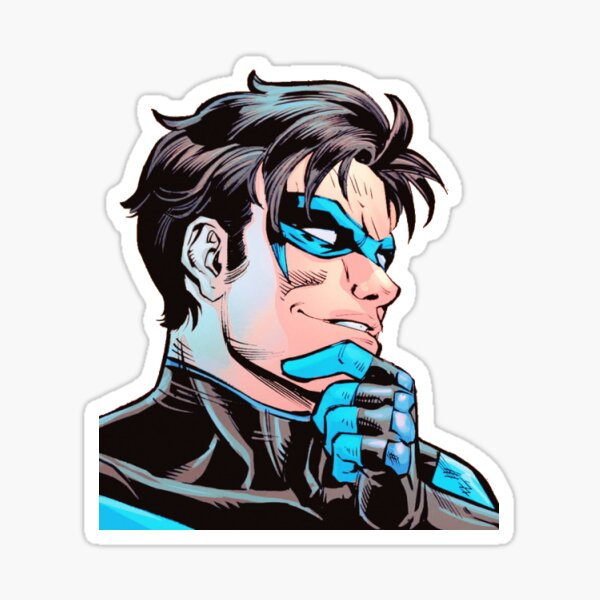 Dick Grayson  Sticker