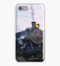 Locomotive Steam Engine iPhone Case/Skin