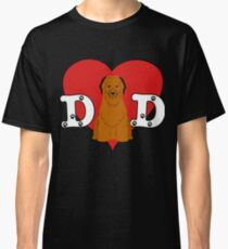 Dad Briard - Gift For Briard Lover Classic T-Shirt