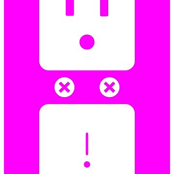 Daddy's Receptacle (Icon Label) by DaddysHome