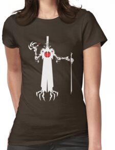 Killbot 08 - Saucy Jack Womens Fitted T-Shirt
