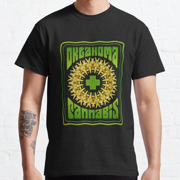 OKLAHOMA CANNABIS MARIJUANDALA Classic T-Shirt