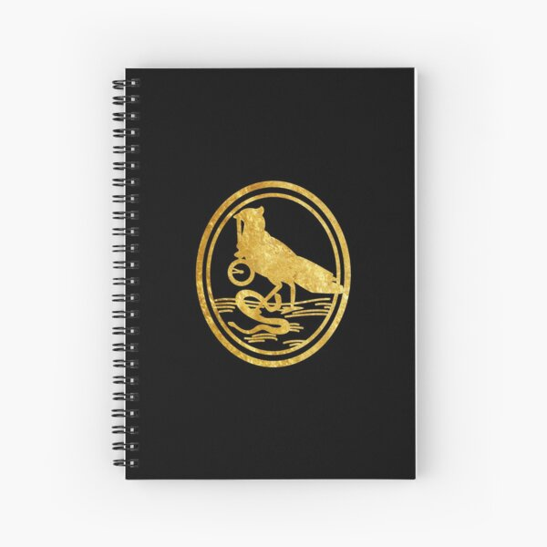 ymbryne council Spiral Notebook