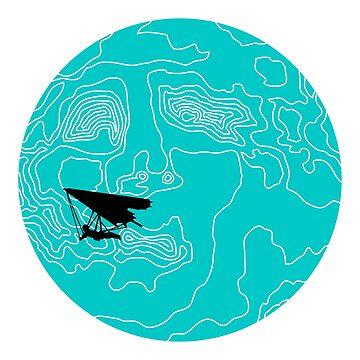 moonlight glider by maydaze