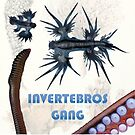 invertebros gang sticker by Wild Green Memes Store