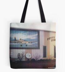 CROP DUSTING BUSINESS Tote Bag