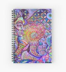 The Miracle Manifestor Spiral Notebook