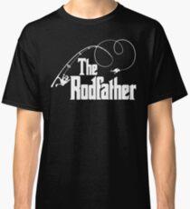 The Rodfather Fishing Parody T Shirt Classic T-Shirt