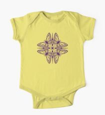 butterfly mandala - one flutter! Kids Clothes